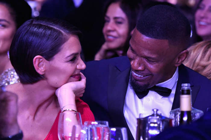 Katie Holmes Is Reportedly Fuming Over Jamie Foxx's Relationship With Sela Vave
