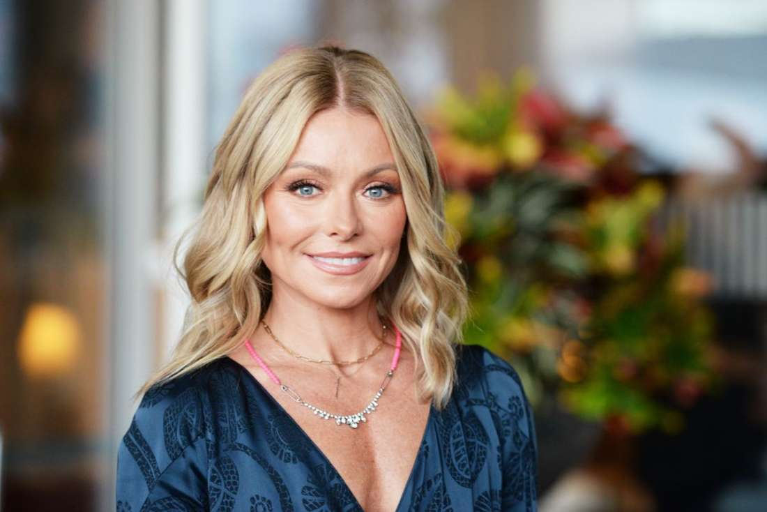 Kelly Ripa Fires Back At Social Media Critic Who Claims Kelly Is The