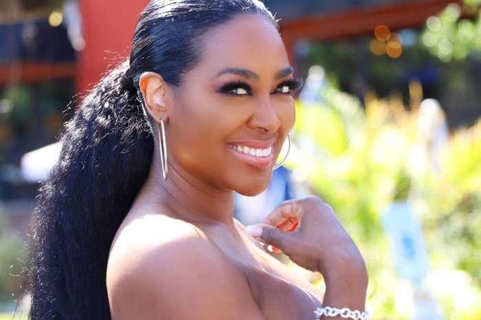 Kenya Moore's Fashion Game Has Fans In Awe