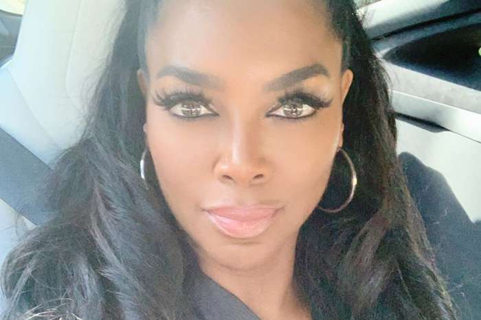 Kenya Moore Is Mom-Shamed For New Photos Where She Is Kissing Baby Brooklyn Daly On The Lips While On Vacation -- Did 'RHOA' Star Do Something Wrong?