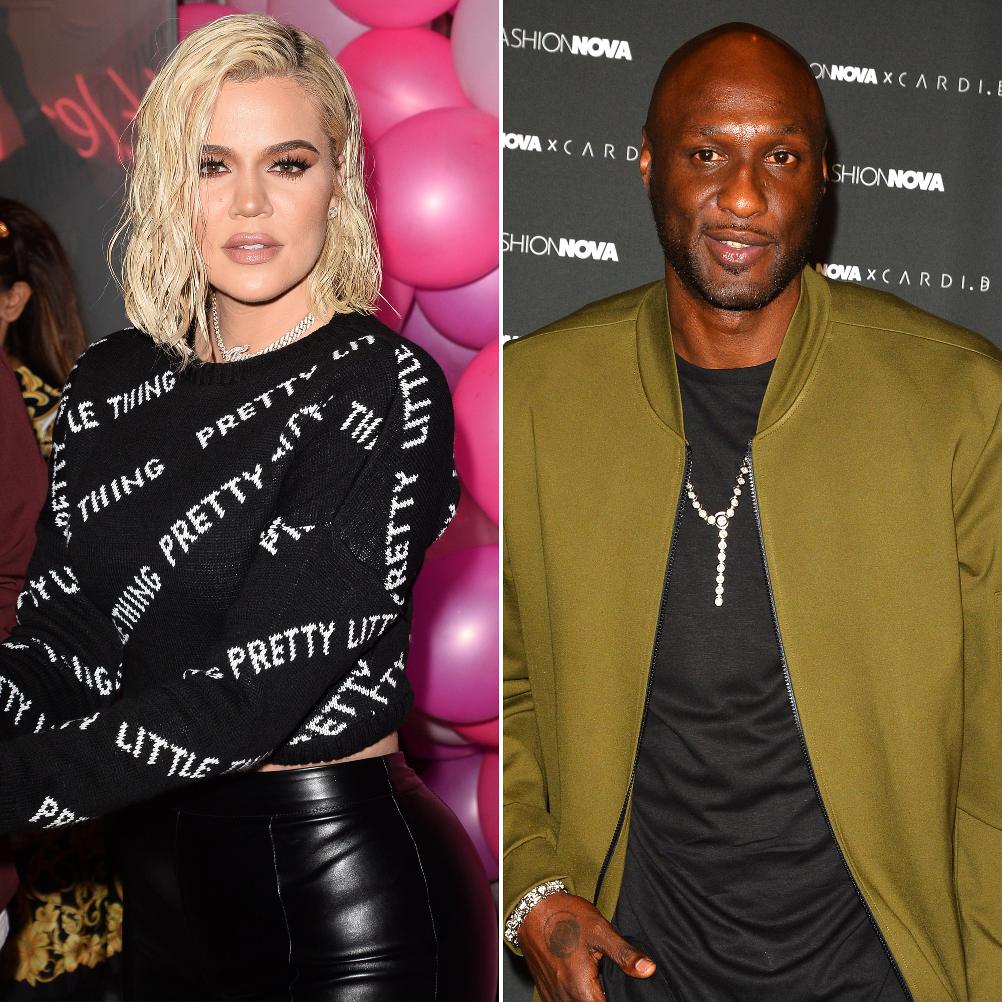 Khloe Kardashian Reveals How She Really Feels About Lamar Odom's Memoir: 'He's Allowed ...