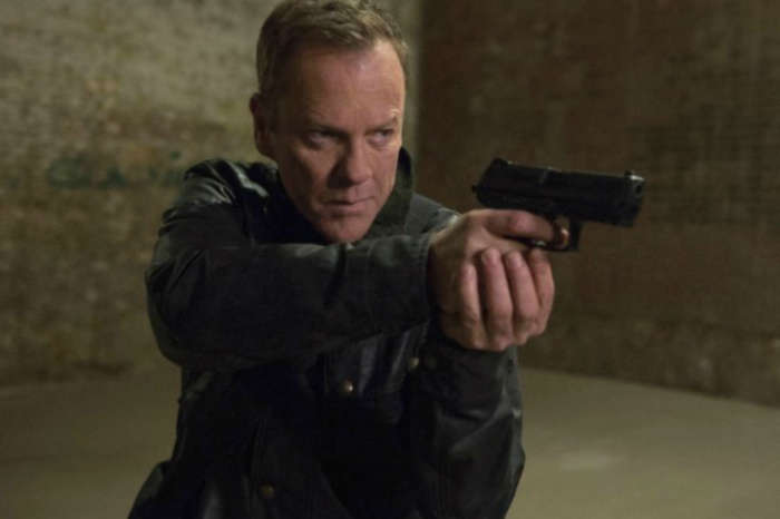Kiefer Sutherland Seriously Injured During Fall On European County Music Tour