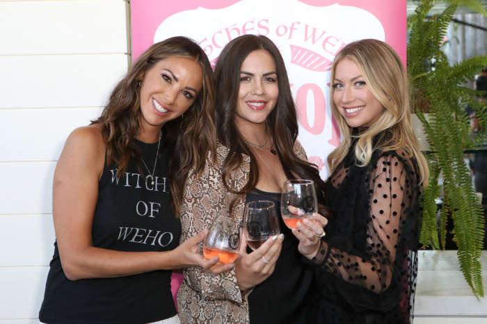 Stassi Schroeder And Katie Maloney Skip Kristen Doute's T-Shirt Line Launch Sparking Even More Drama Rumors