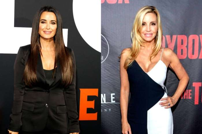 Camille Grammer Disses Kyle Richards - Says She 'Wasn't Asked' To Return To RHOBH For Season 10 Because Of Her