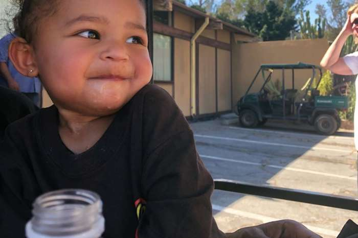 Kylie Jenner's Latest Pics With Rager Stormi Have Travis Scott And Fans In Awe