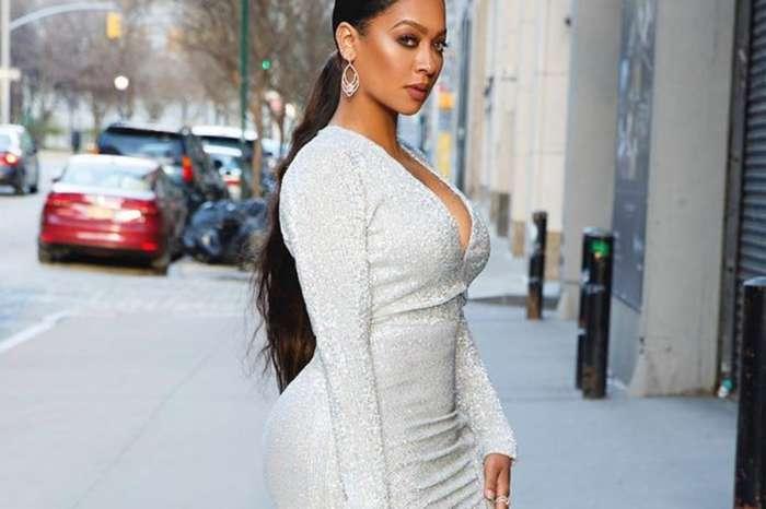 La La Anthony Looks More Dangerous Than The Bermuda Triangle In Semi-Sheer Bathing Suit Photo -- Kim Kardashian, Nicki Minaj, And Megan Thee Stallion React
