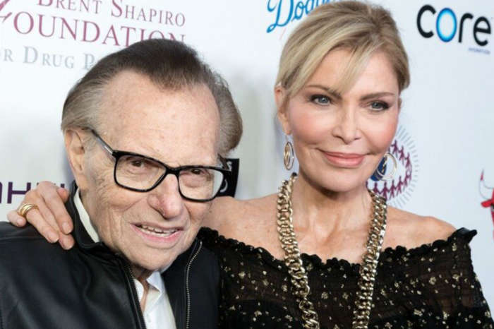 Larry King Is On His Deathbed According To Estranged Wife Shawn