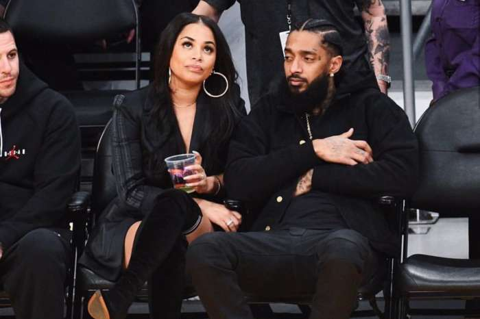 Lauren London Drops New Photo Of Nipsey Hussle Hard At Work -- Kross Asghedom's Mom Confirms That She Is Handling His Legacy With Care