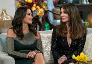 Lisa Vanderpump Slams Kyle Richards Again Amid Rumors Of A RHOBH Shake-Up