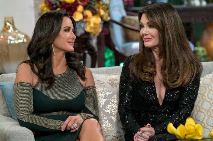 Lisa Vanderpump Slams Kyle Richards Again Amid Rumors Of A RHOBH Shake-Up