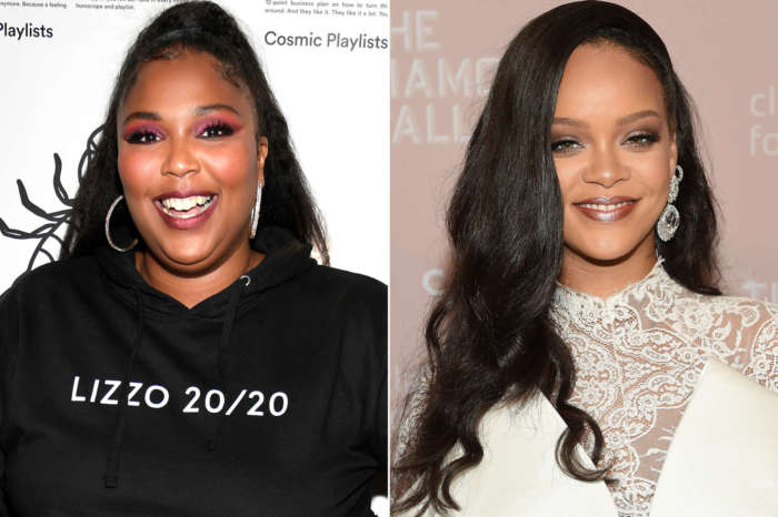 Here's The NSFW Compliment Rihanna Gave Lizzo After Her Amazing VMA Performance