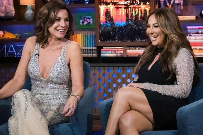 Luann De Lesseps Denies That RHONY Has Already Replaced Barbara Kavovit With Missy Pool