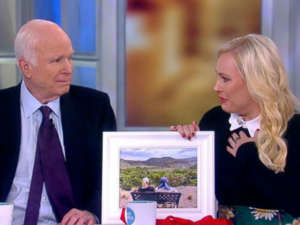 Meghan McCain Pays Tribute To Dad John McCain On Anniversary Of His Death