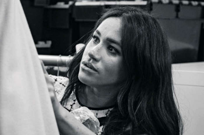 Meghan Markle Had Top Secret Rules For Her Vogue Cover Claims This Hollywood A-Lister