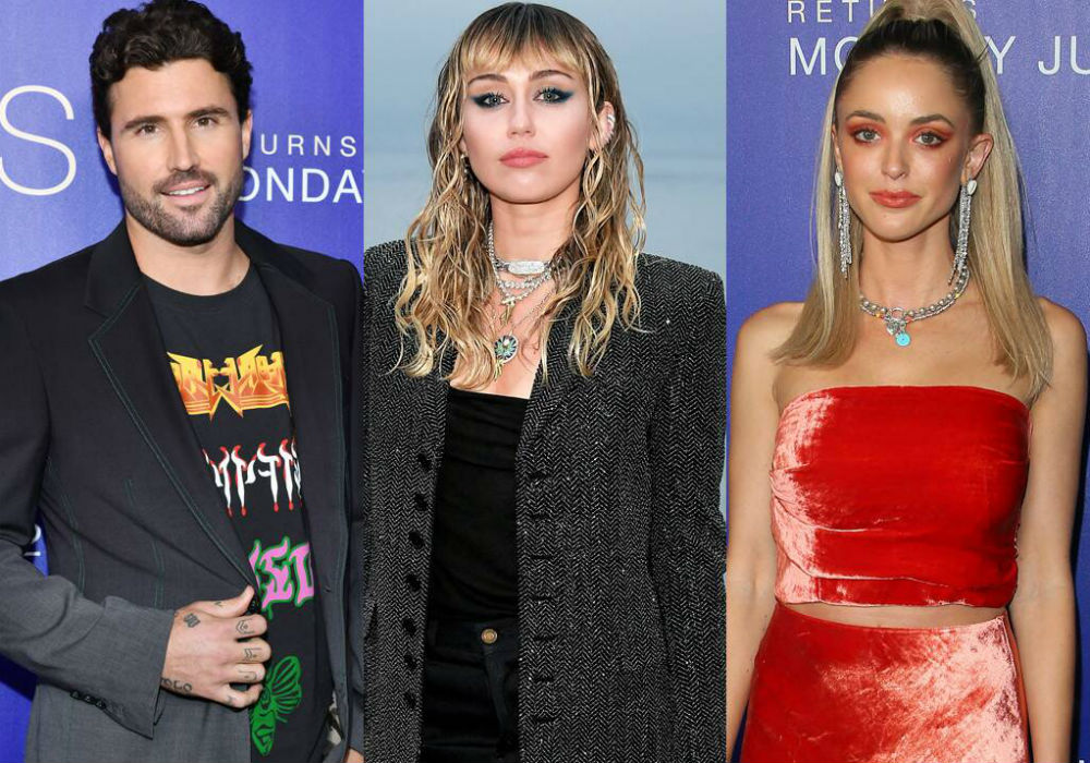 Miley Cyrus And Kaitlynn Carter's Relationship Was Not A Secret To Brody Jenner