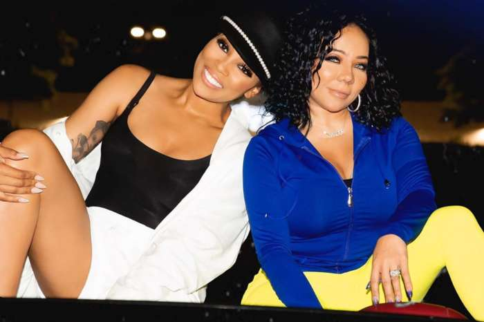 Tiny Harris Looks Gorgeous In New Photo Shoot With Her Ride-Or-Die BFF, Monica Brown, After Enjoying Outings With T.I.