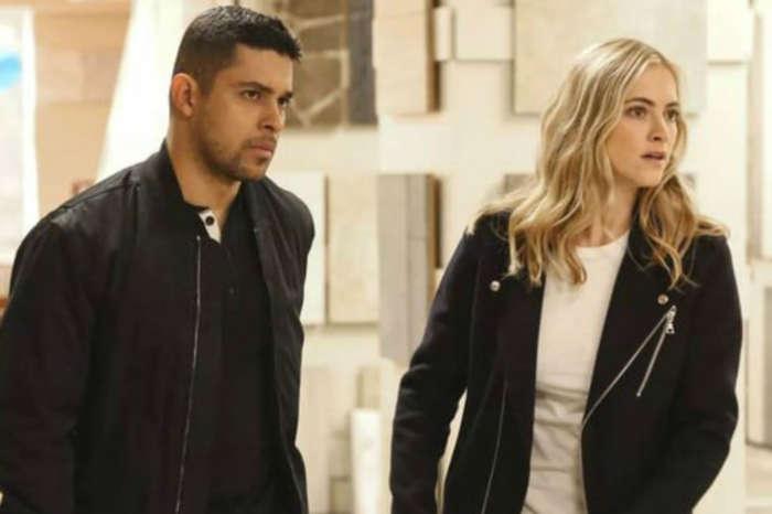 NCIS Stars Take On The Heat While Filming Season 17