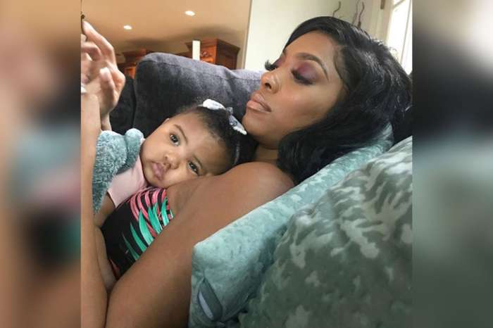 Porsha Williams Looks Terrific In New Bathing Suit Photos With Baby PJ And Pens Beautiful Message That Uplifts Mothers