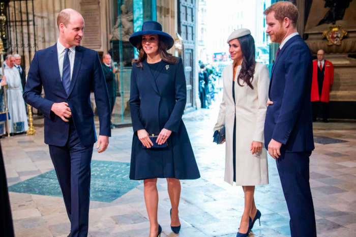 Prince William And Kate Middleton Make Their Split From Harry And Meghan Even More Official