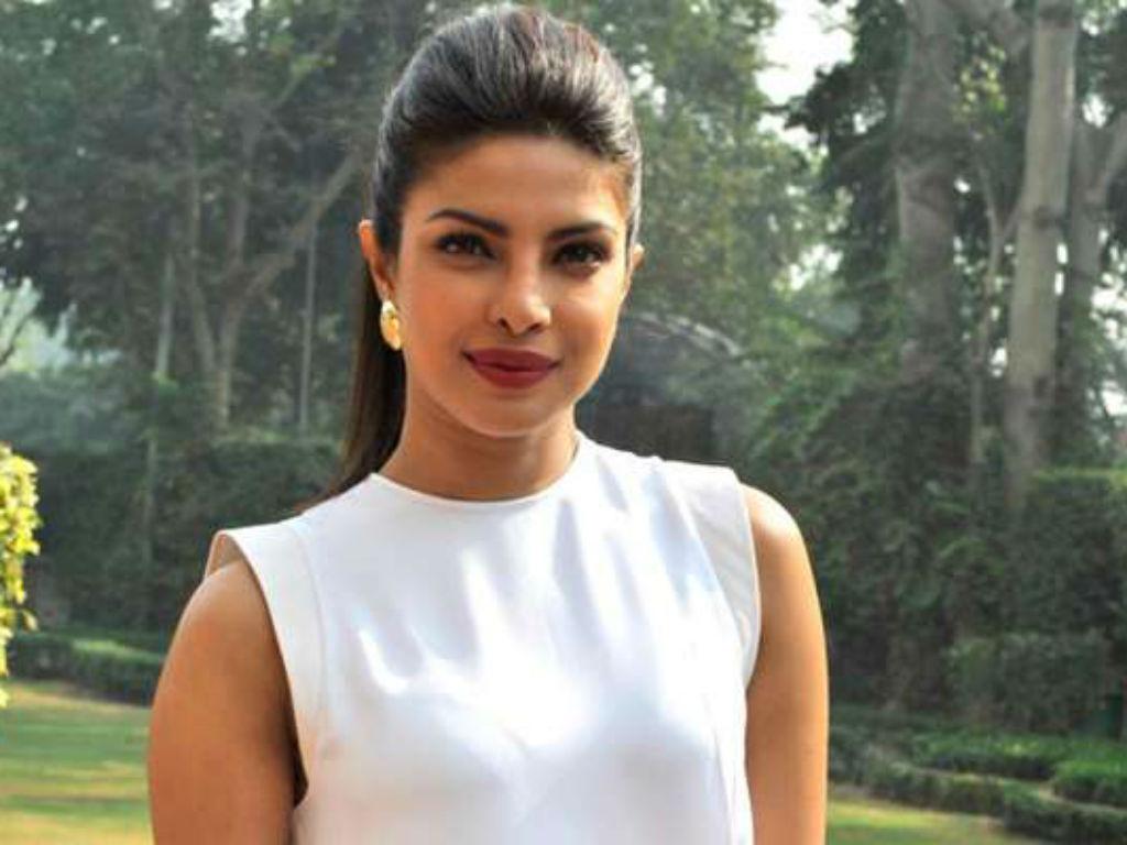 Priyanka Chopra hits back at a girl who called her a hypocrite