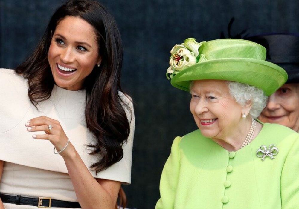 Queen Elizabeth Reportedly Blocking Meghan Markle From Writing Shocking Tell-All