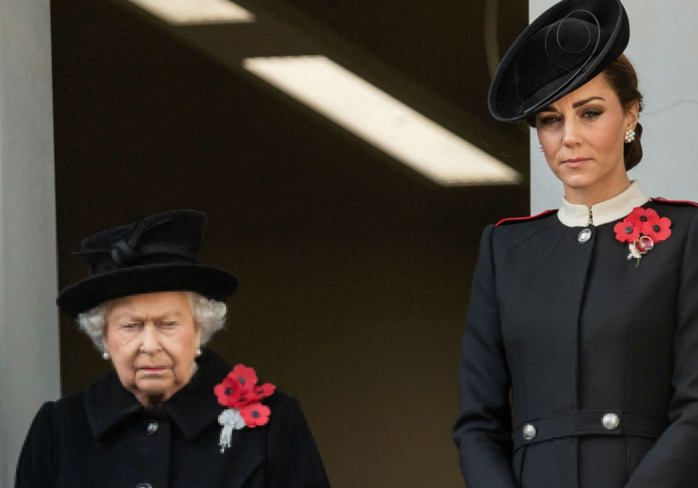 Queen Elizabeth Reportedly Refused To Meet Kate Middleton For Years