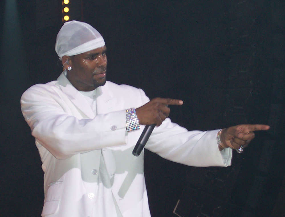 R.Kelly seeks release from confinement