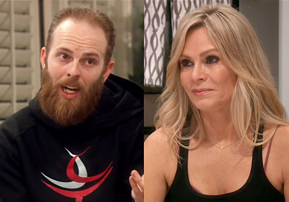 RHOC Tamra Judge Is In The Middle Of Controversial Son Ryan Veith's Nasty Custody Battle