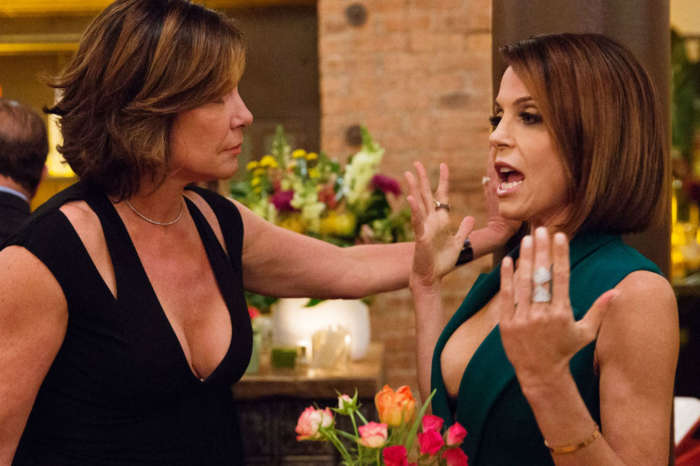 RHONY Bethenny Frankel Clears Up LuAnn De Lesseps' Claim She Cheated On Dennis Shields