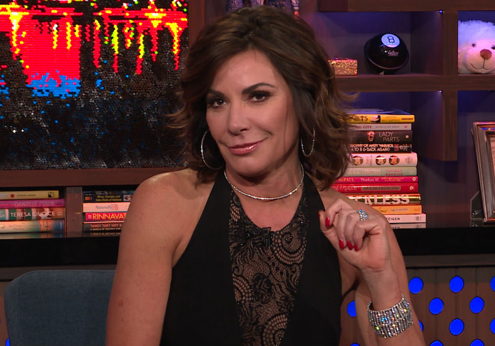 RHONY Luann De Lesseps Completes Probation, Is She Going To Start Drinking Again_