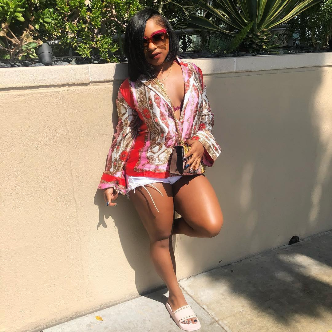 Reginae Carter Makes Fans Laugh With Her Latest Post On Social Media