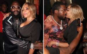 Wendy Williams Is Enjoying Her Life And Coins With Meek Mill And Rick Ross After Wishing Ex Kevin Hunter All The Best With His Situation