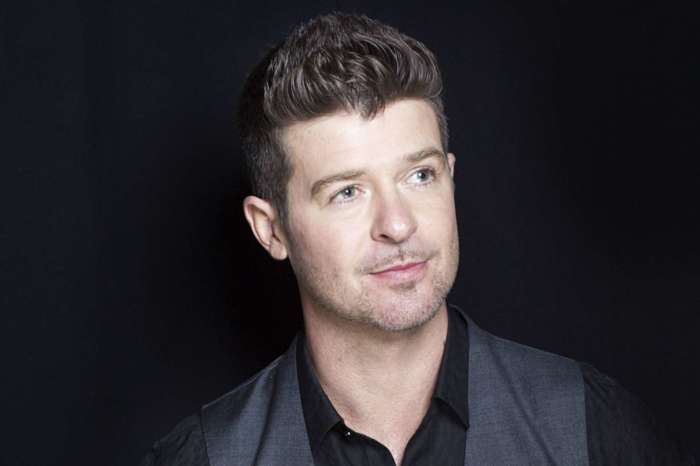 Robin Thicke Reveals How He Balances His Busy Career With His Father Life