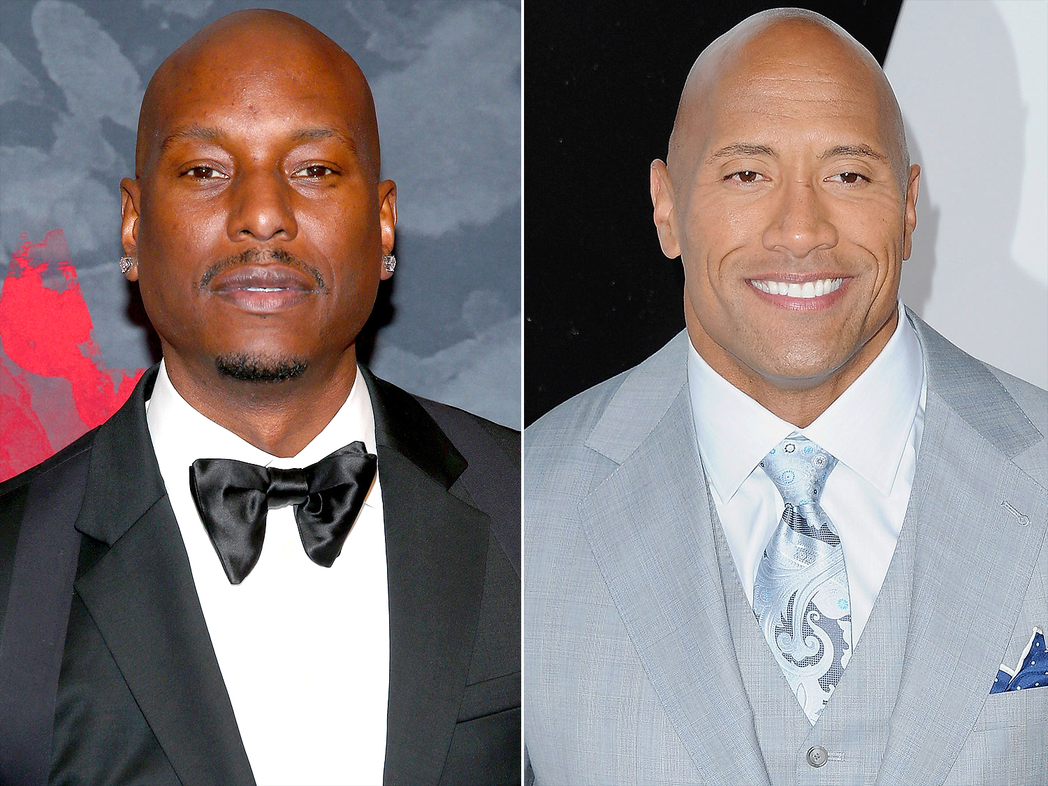 Rock and Tyrese