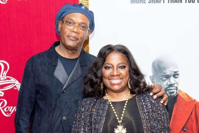 Samuel L. Jackson And LaTanya Richardson Celebrate 30 Years Of Marriage