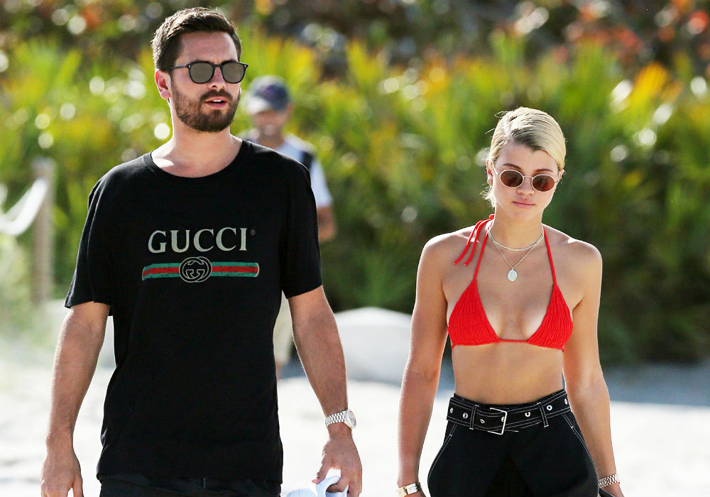 Scott Disick And Sofia Richie Ready To Wed? Richie Spotted At Beverly Hills Jewelry Store After Disick Calls Her 'Unbelievable'