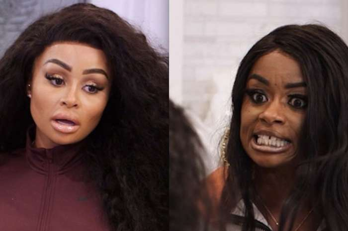 Blac Chyna Gets A Public Whooping From Her Mom, Tokyo Toni - Here's The Hilarious Video