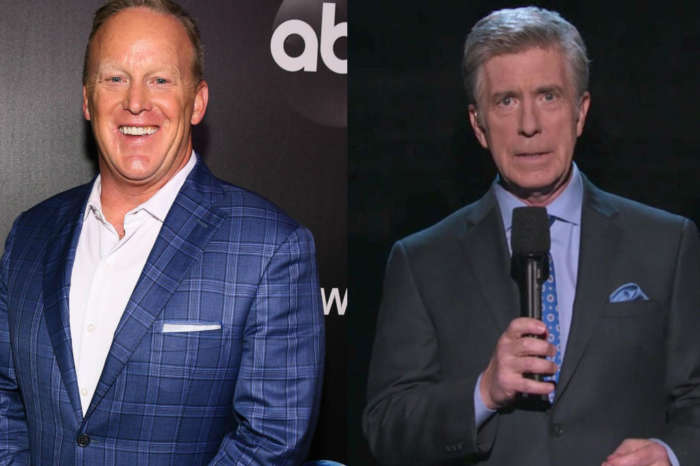 DWTS Host Tom Bergeron Has Choice Words On Decision To Cast Sean Spicer