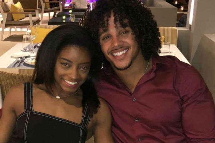 Simone Biles' Boyfriend Stacey Ervin Jr. Alludes To Her Brother Tevin's Arrest
