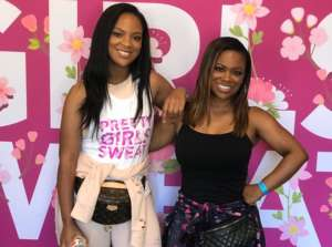 Kandi Burruss Shares A Photo Featuring Tiny Harris' Daughter, Zonnique Pullins