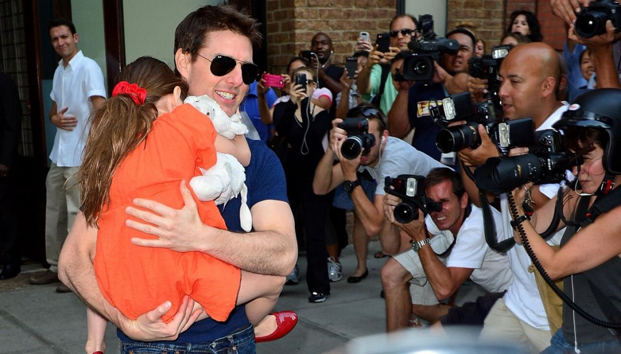 Suri Tom Cruise Katie Holmes