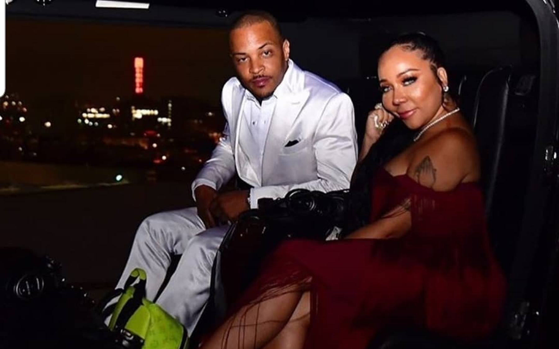 Tiny Harris Shows Off Some Of The Gifts She Got From T I  For Their