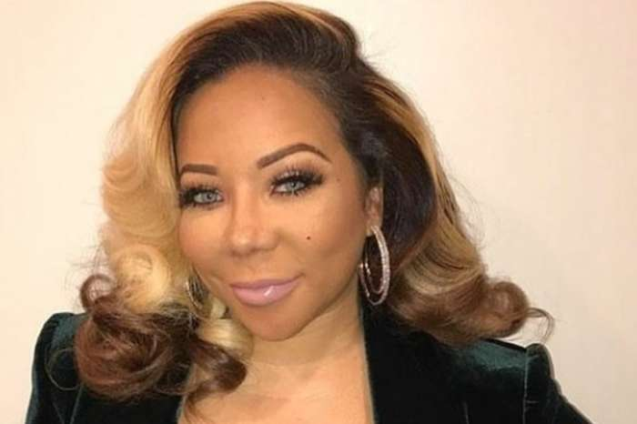 Tiny Harris Looks Gorgeous With Her Blue Hair And Eyes In Her Latest Video