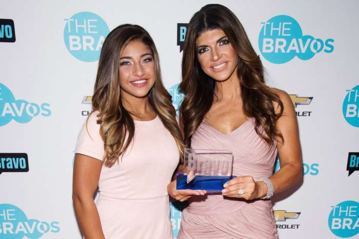 Teresa Giudice Documents Oldest Daughter Gia's College Campus Moving Day - Gets Emotional!