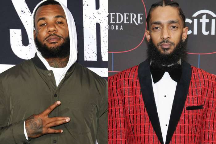 The Game Claps Back And Shames Hater Who Bashed Him For Posting Nipsey Hussle's Tribute Picture