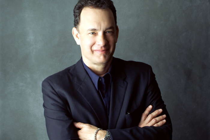 Tom Hanks Says He's Learned So Much About Fashion From Tom Ford