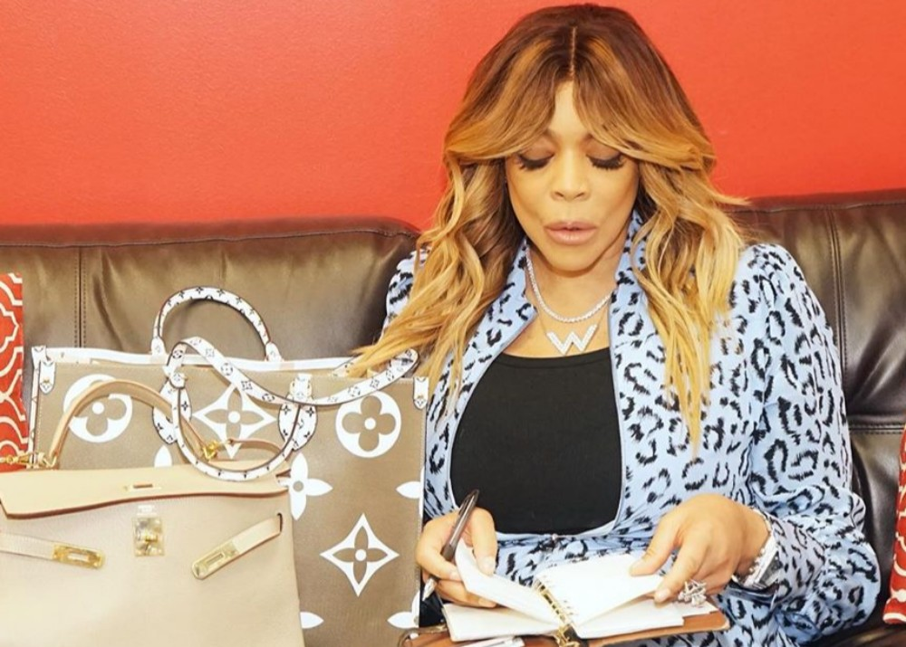 Wendy Williams Talks Estranged Husband Kevin Hunter's 'New Family'