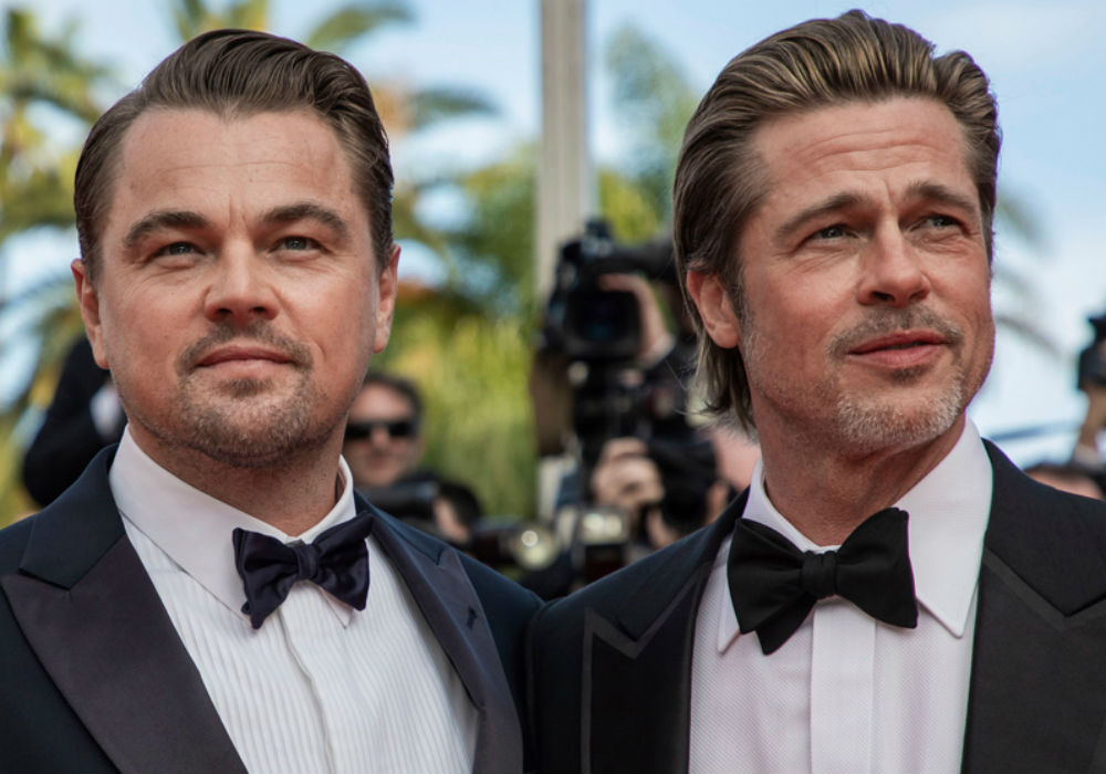 Will Brad Pitt And Leonardo Dicaprio Face-Off For Best Actor During Awards Season_