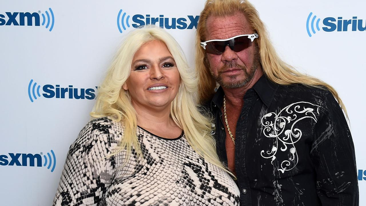 """dog-the-bounty-hunter-photographed-with-mystery-woman-on-dinner-date-weeks-after-wife-beths-passing"""