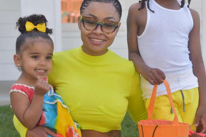 Blac Chyna Gushes Over Her Kids And Mother In Her Latest Post